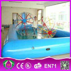 HI CE high quality swimming pool wave machine,inflatable square swimming pool,inflatable swimming pool