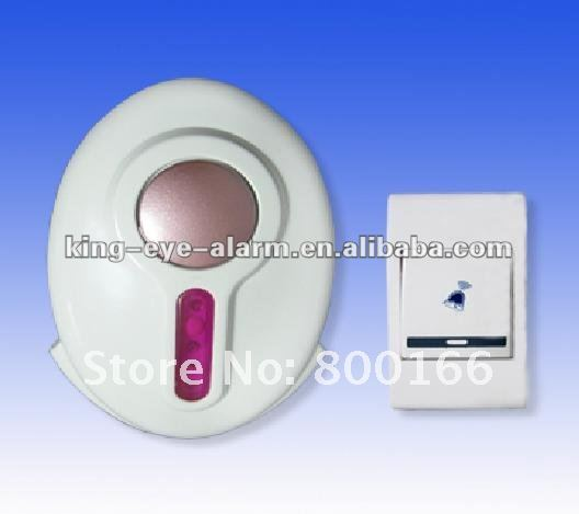 wholesale product wireless digital door chime with CE approved