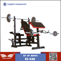Home GYM Trainer/Weights and Weight Bench/Power Strength Exercise Machine ES-536