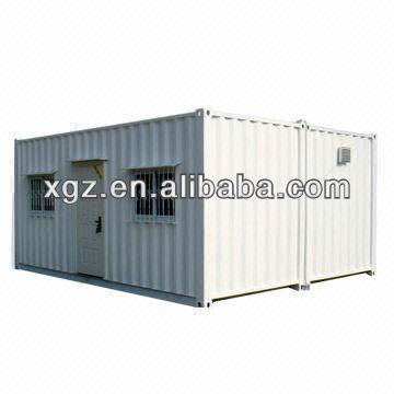 Standard Movable Container House For Site Office/Labor Dormitory