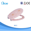 Alibaba wholesale different design poly resin toilet seat