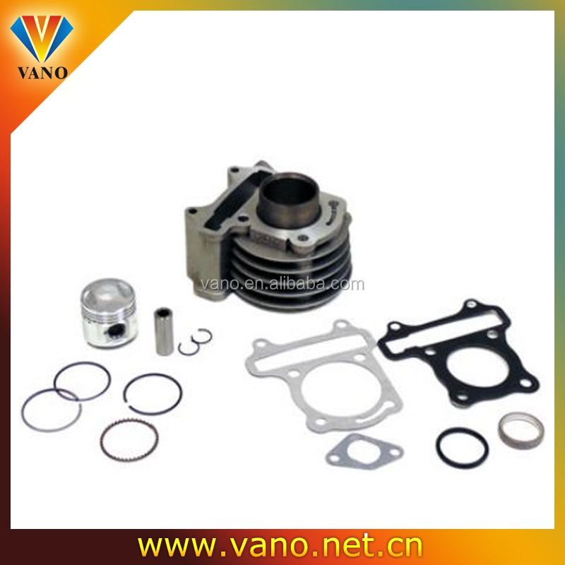 Fits most 50cc 4 Stroke QMB149 based Chinese Engines 39mm GY6 50cc cylinder kit