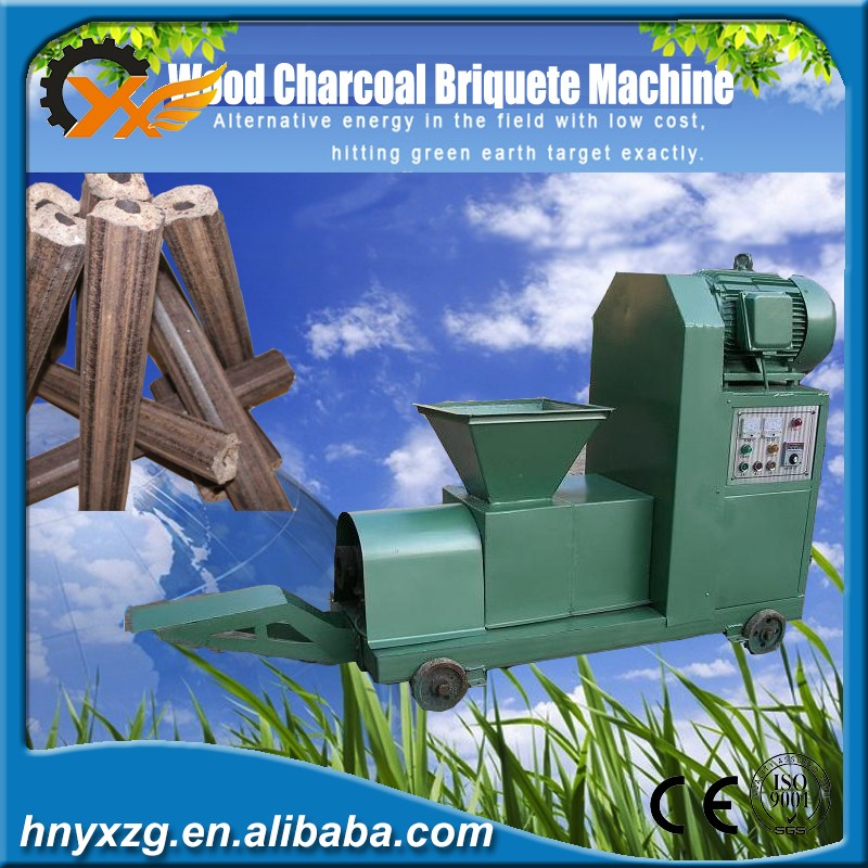 Yuxiang Most popular ball briquette machine for briquette diy