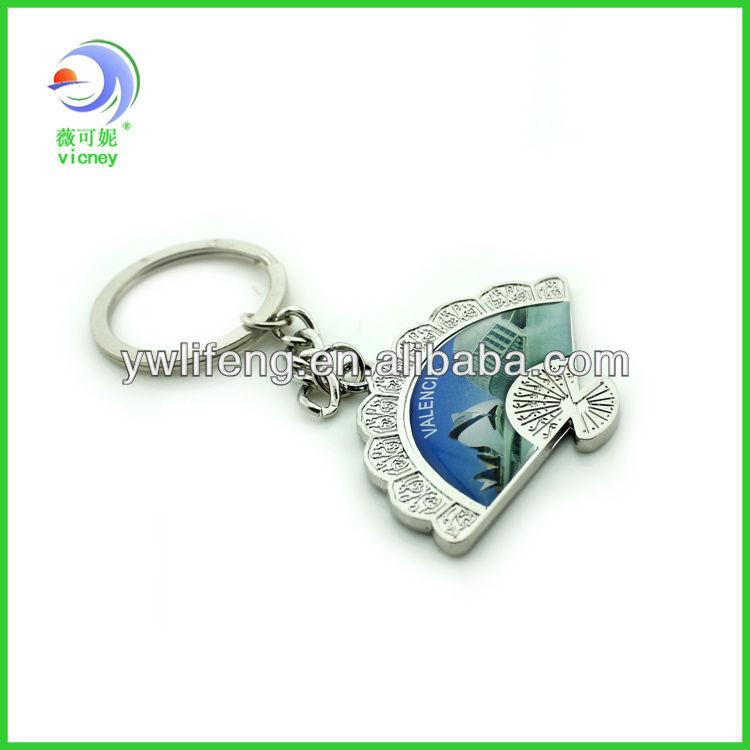 Venezia souvenir custom Guita shape CD key finder