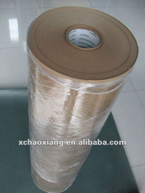 Electrical motor winding paper