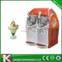 hot sale blizzard dq yogurt rainboe fruit ice cream maker machines