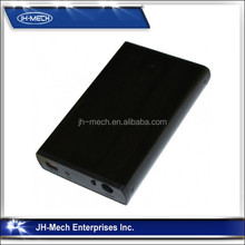 Hebei factory custom stainless steel hdd case