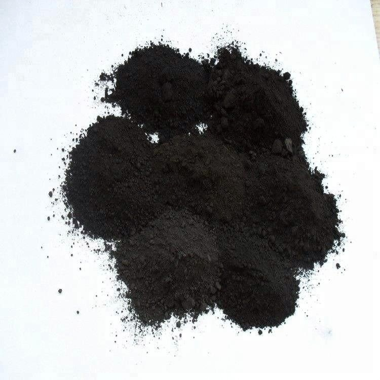 Black <strong>Color</strong> Iron Oxide Fe3O4 Factory rock Price