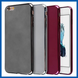 C&T Hot Fashion Soft TPU Flexible Shell Cover Protective Case for Apple iPhone 6/6s 4.7""