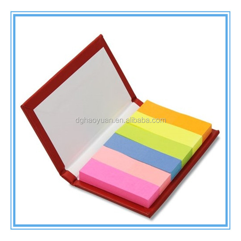 Cheap sticky note Pad with custom LOGO