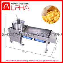 silicone microwave popcorn popper /hot air popcorn machine /popcorn automat