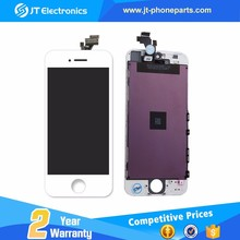 Alibaba Express Hot Sale Lcd for iphone 5s Lcd Digitizer,Black and White Color