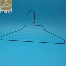 Green Metal Wire Dry Cleaning Hangers For Wet Clothes Laundry Clothes Hanger