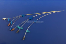 for single-use triple lumen 4.5fr 5 fr 5.5 Fr for child Central Venous Catheter hot sale CE ISO Approved