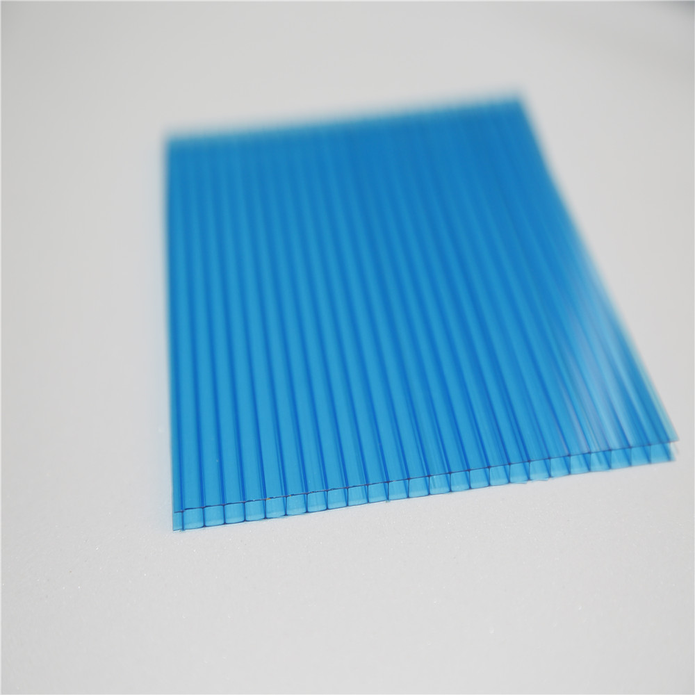 8mm/9mm/10mm high density plastic corrugated sheet PP