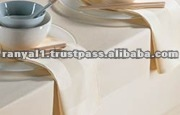 100% cotton Satin Band napkins