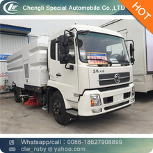 Road Cleaning Truck Sweeper Intelligent Road Sweeping Vehicle