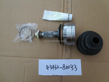 outer cv joint 43460-80033 for toyota hilux