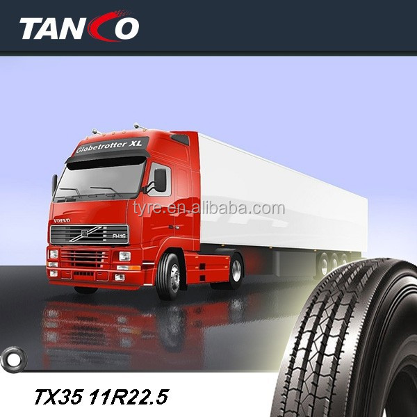 hot sale Chinese manufacture truck tire 11R225