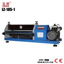 LZ-105-1 small leather alban gluing machine for box