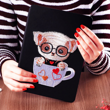 KAKU 2018 one direction back cartoon cover case for apple 2017 new ipad mini 4