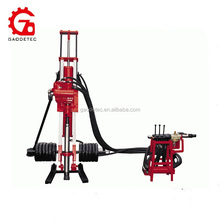 Drill blasting holes 30m depth Pneumatic drilling machine for quarry and gold
