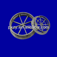 High Quality cpvc Plastic Cascade Ring for gas disposal