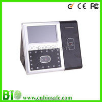 Touch Screen,Wireless Fake Face Analyser Device Time&Attendance and Access Control,RFID Card Reader (HF-FR301)