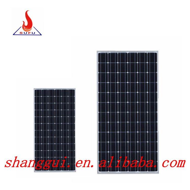 china supplier manufacturer 72 cell solar module 315 W Monocrystal Panel with TUV certification
