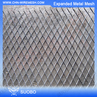 New products on china expanded metal mesh suobo wire mesh supplier