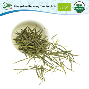 Spring New & Fresh Green Tea Loose Leaves Anji Bai Cha With OEM Service