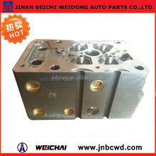 612630040001 Weichai engine cylinder head for WP12 diesel engine
