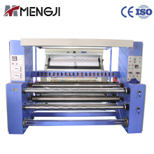 Hot Sell high quality cheap professional high speed fabric slitting rewinding machine