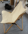 Indoor/Outdoor Canvas Fabric Wooden Foldable Butterfly Chair
