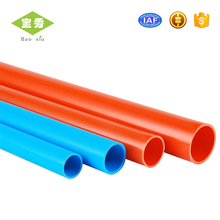 Good price wholesale latested new product pvc drainage pipe water supply pipe
