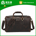 China Online Shop Alibaba Wholesale Leather Duffel Bag
