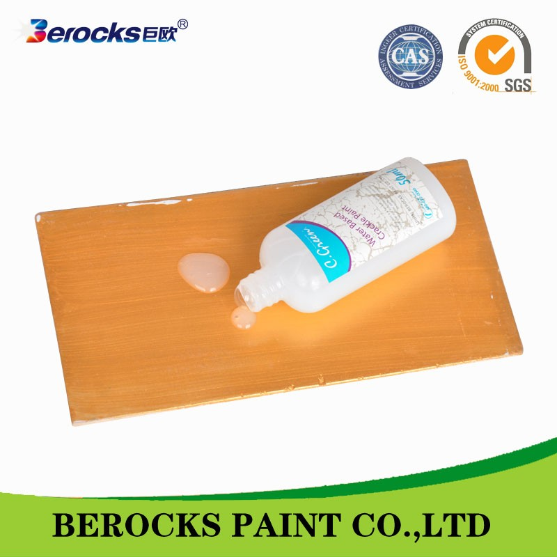 Berocks special effect crackle paint made in China