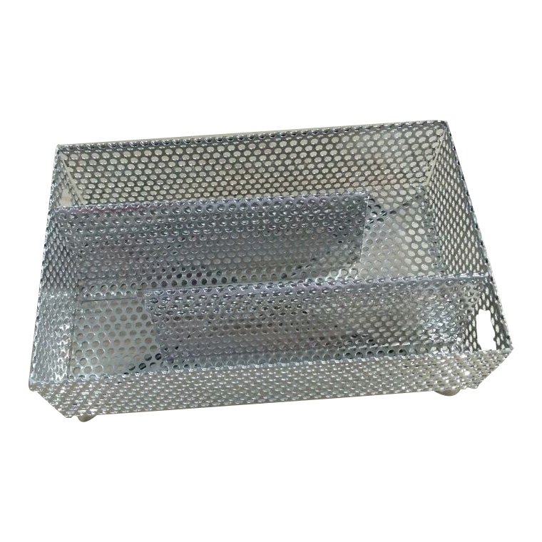 stainless steel Cold Smoker Generator tray for Outdoor barbecue