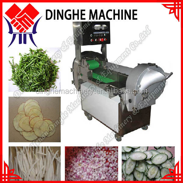 Easy operation pineapple papaya slicing machine