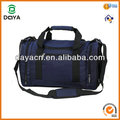 Weekend sports bag with shoe compartment