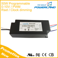 Factory Price 50w 12v led waterproof electronic driver with UL cUL Certificate