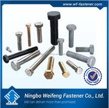 china high quality 50mm diameter steel bolt manufacturer&supplier&exporter