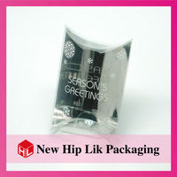 clear plastic PVC packaging box