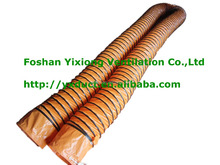 high pressure flexible air conditioning duct ,ventilating flexible hose,marine duct