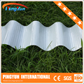 customized FRP roof sheet for skylight