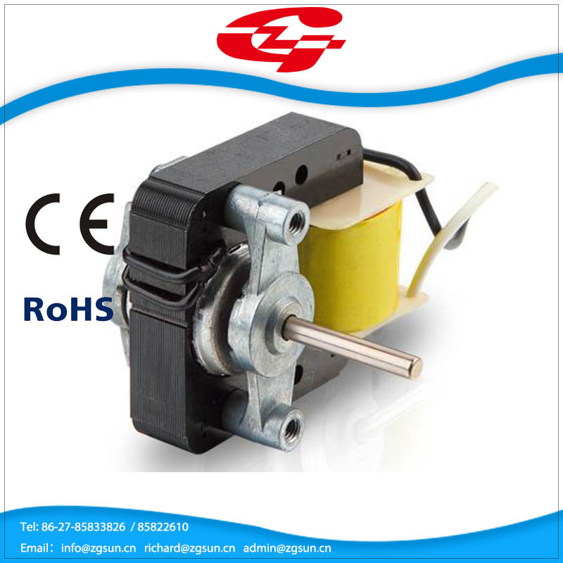 Single phase induction motor with steel frame buy single for Shaded pole induction motor
