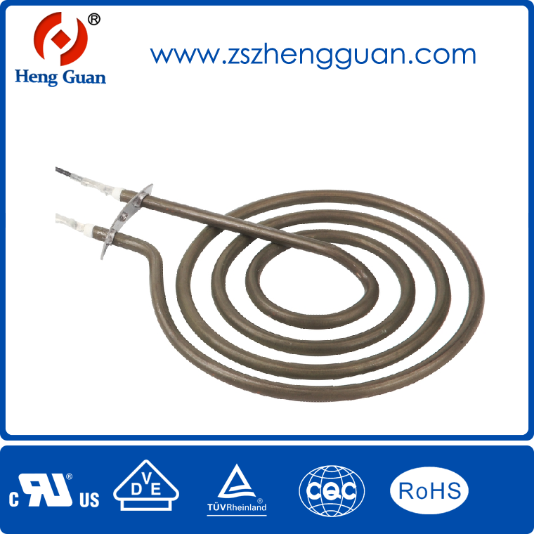 Hengguan Custom electric heating element 500w with UL AC