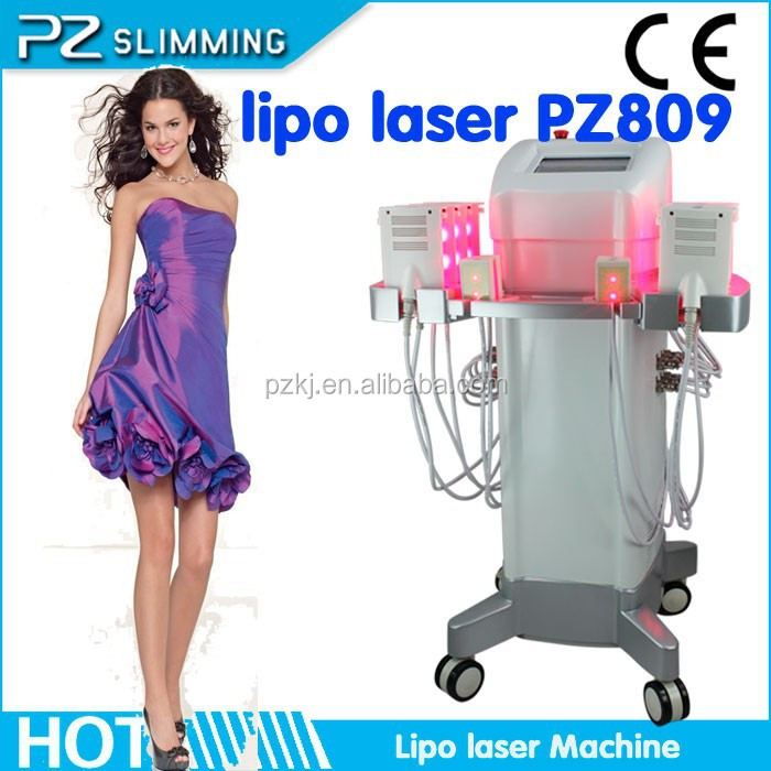 2016 hot vertical Diode I Lipo Laser Slimming machine / lipolysis slimming lipo laser machine
