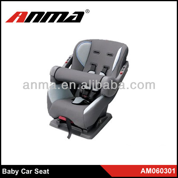 Good quality PP injection frame for weight 9-18KG recaro baby car seat