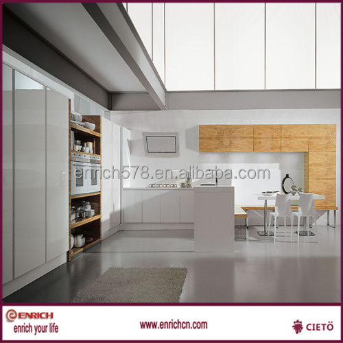 high gloss kitchen wall Cupboard